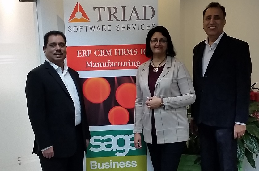 Triad Software Services takes Sage solutions to Qatar through new branch